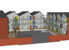 Building work gets underway on our new Bolton apartments