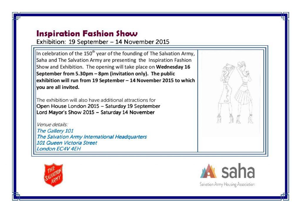 Inspiration Fashion Show