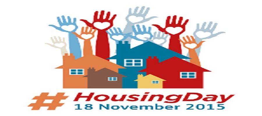#Housing Day 2015